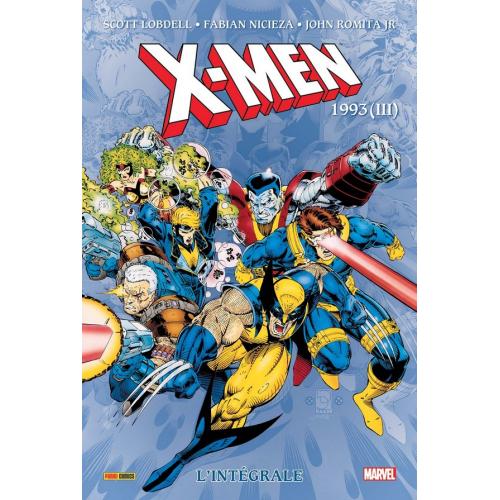 X-MEN INTEGRALE Tome 34 1993 III (VF)