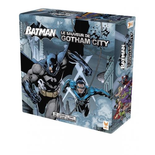 Batman - Le Sauveur de Gotham (jeu VF)