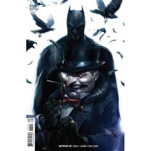 Batman 58 Variant Edition (VO)