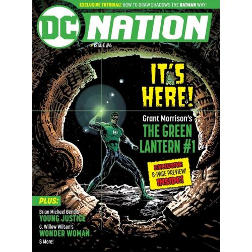 GRATUIT: DC NATION 6 (VO)