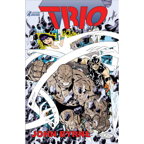 TRIO - JOHN BYRNE (VF) - COVER A - 300 Exemplaires