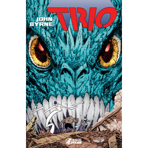 TRIO - JOHN BYRNE (VF) - COVER B - 300 Exemplaires