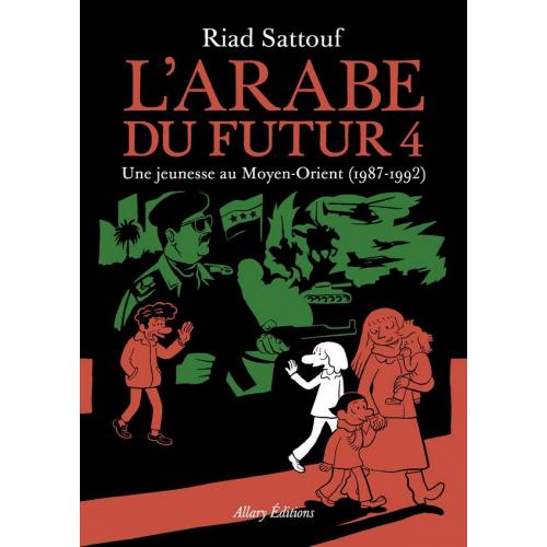 L'Arabe du futur - Tome 4 (VF)