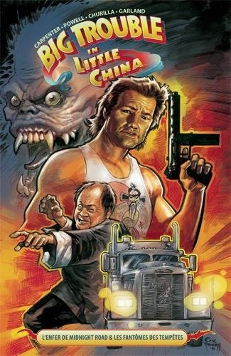 Big trouble in Little China Tome 1(VF)