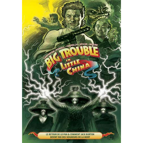 Big trouble in Little China Tome 2 (VF)