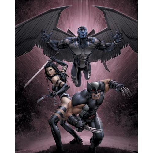AMAZING SPIDER-MAN 9 CRAIN UNCANNY X-MEN VARIANT (VO) HUMBERTO RAMOS