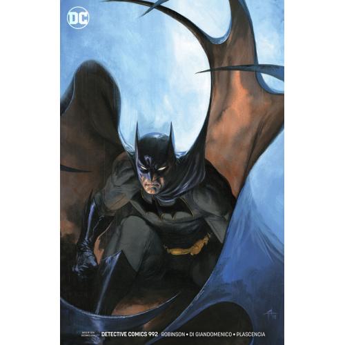 Detective Comics 992 Dell'Otto Variant (VO)