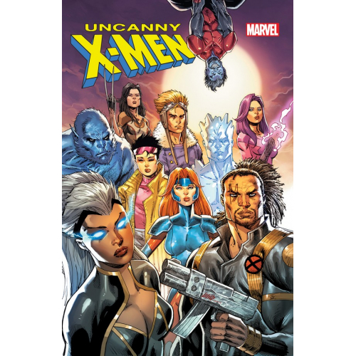 UNCANNY X-MEN 1 LIEFELD VAR (VO)