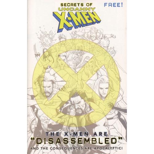 SECRETS OF UNCANNY X-MEN (VO)