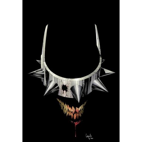 Batman Who Laughs 1 (VO) - Snyder - JOCK - Greg Capullo Variant