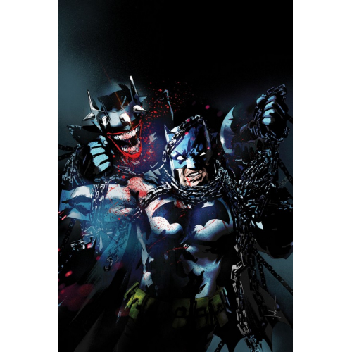 Batman Who Laughs 3 (VO) - Snyder - JOCK