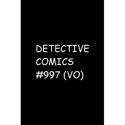 Detective Comics 997 (VO)