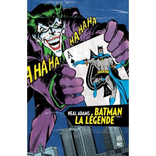 Batman La Légende – Neal Adams tome 2 (VF)