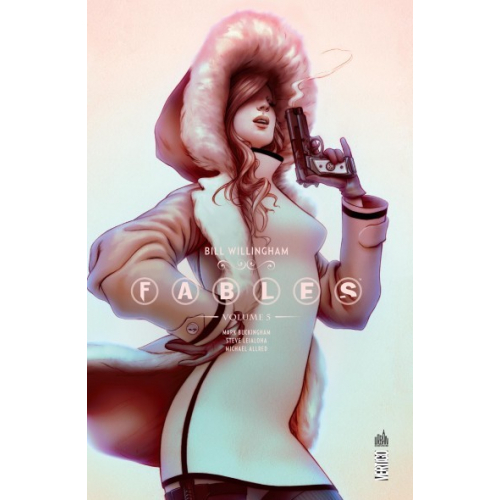 Fables Intégrale Tome 5 (VF)