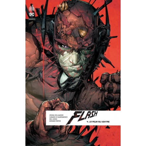 Flash Rebirth Tome 4 (VF)