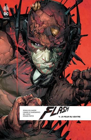 Flash Rebirth Tome 4 (VF)