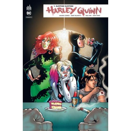 Harley Quinn Rebirth Tome 4 (VF)