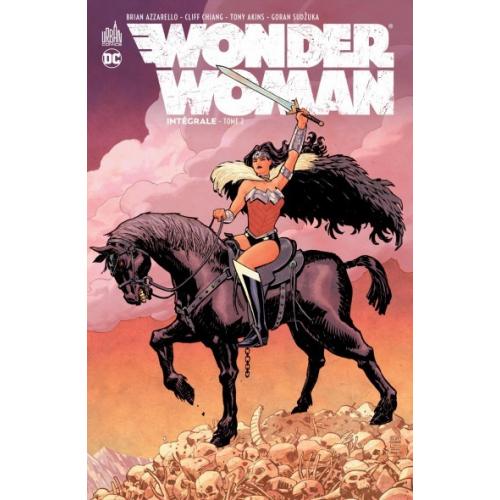 Wonder Woman Intégrale Tome 2 (VF)