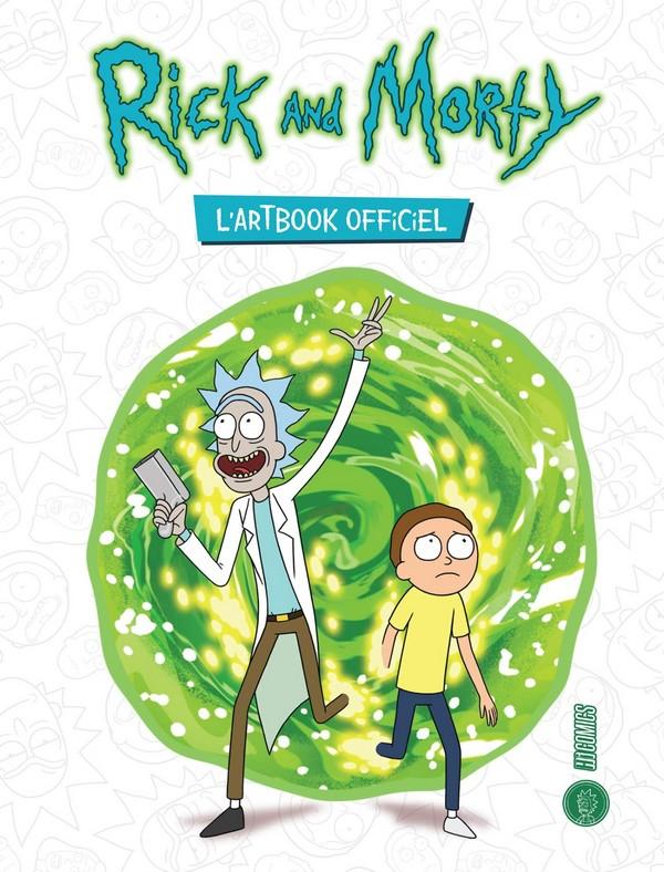Rick and Morty, l'artbook officiel (VF)