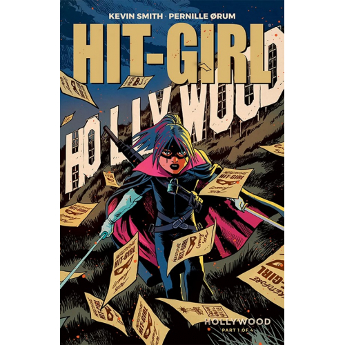 HIT-GIRL SEASON TWO 1 (VO) KEVIN SMITH