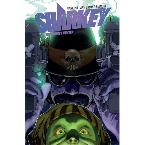 SHARKEY THE BOUNTY HUNTER 1 (VO) MARK MILLAR - SIMONE BIANCHI