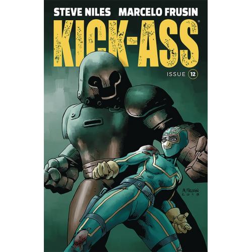 KICK-ASS 12 (VO)