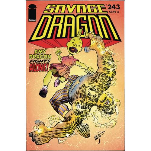 Savage Dragon 243 (VO)