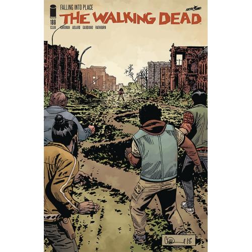Walking Dead 188 (VO)