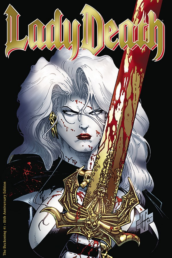 LADY DEATH THE RECKONING 1 25TH ANNIV ED (VO)