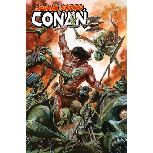 SAVAGE SWORD OF CONAN 1 (VO)