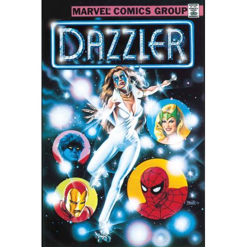 DAZZLER 1 FACSIMILE EDITION (VO)