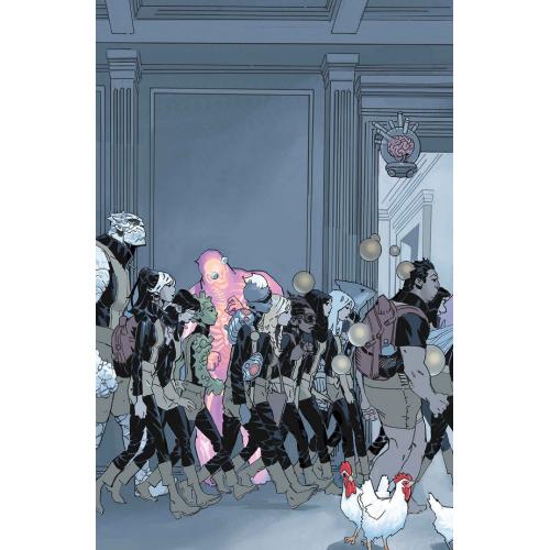 AGE OF X-MAN NEXTGEN 1 (OF 5) (VO)