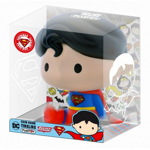 Tirelire Chibi Superman - Plastoy