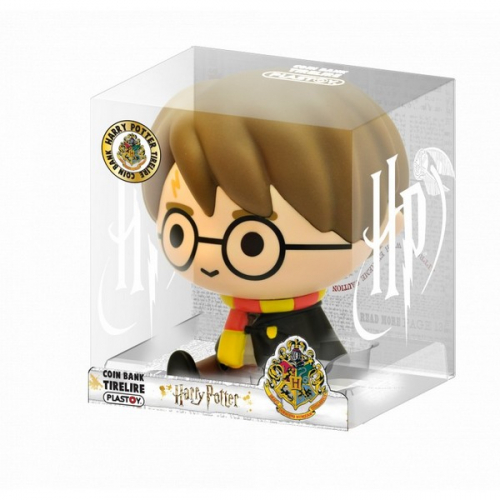 Tirelire Chibi Harry Potter - Plastoy