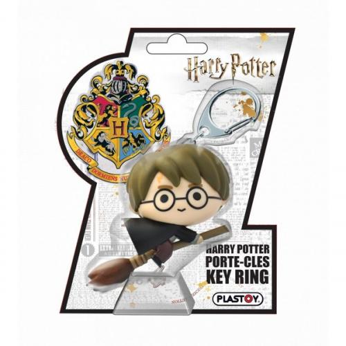 Porte Clé Chibi Harry Potter - Plastoy