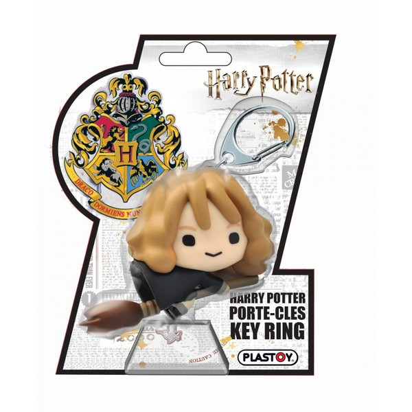 Porte Clé Chibi Hermione Granger - Plastoy
