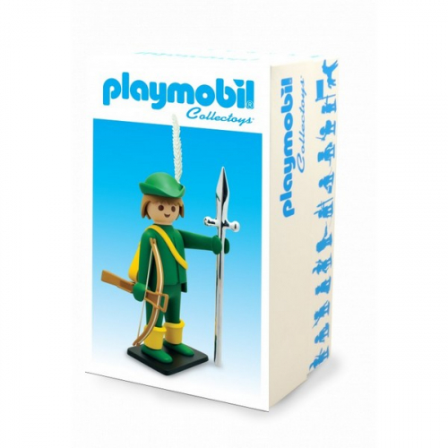 PLAYMOBIL VINTAGE DE COLLECTION : LE JEUNE ARQUEBUSIER -COLLECTOYS
