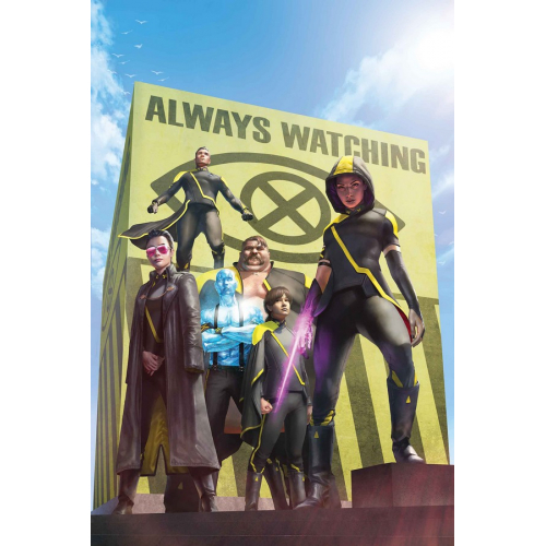 AGE OF X-MAN X-TREMISTS 1 (OF 5) (VO)