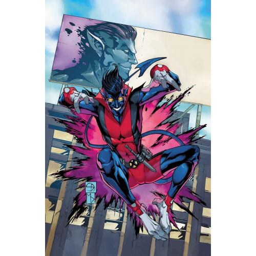 AGE OF X-MAN AMAZING NIGHTCRAWLER 1 (OF 5) (VO)