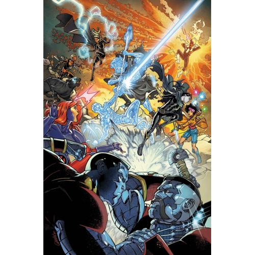 UNCANNY X-MEN WINTERS END 1 (VO)
