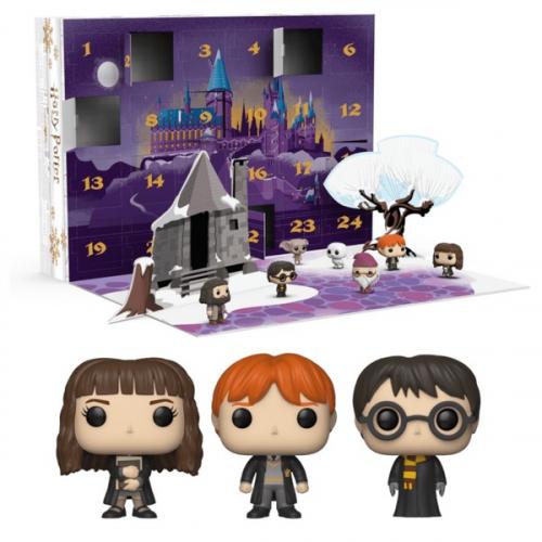 Funko - Calendrier de l'Avent Harry Potter