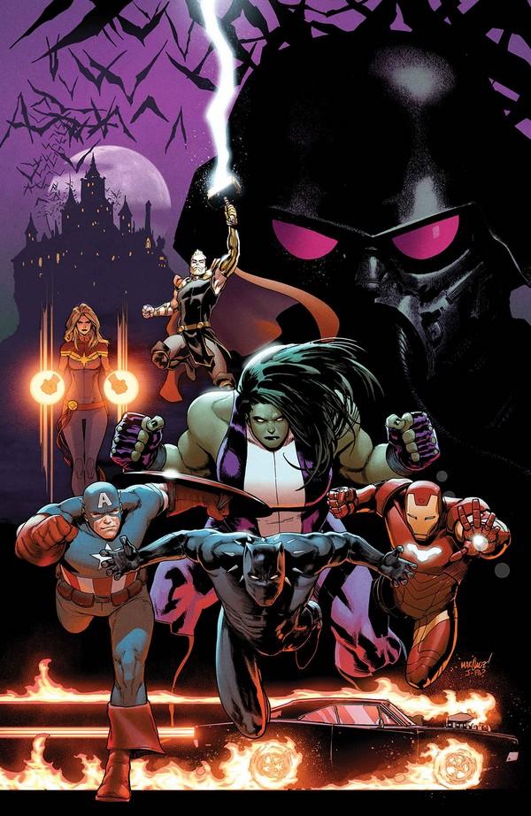 Avengers 14 (VO)