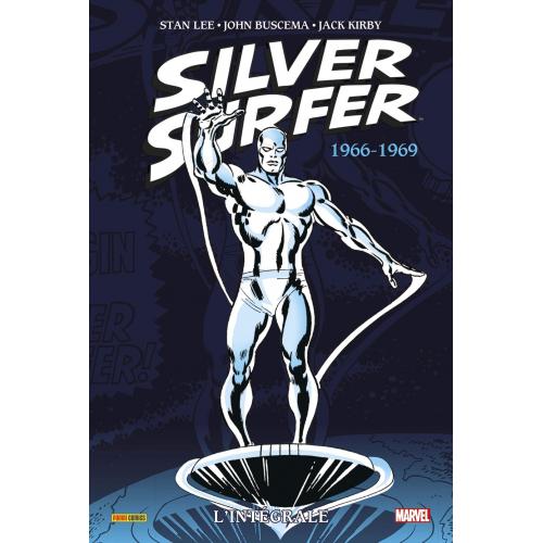 Silver Surfer Intégrale 1966-1968 (VF)
