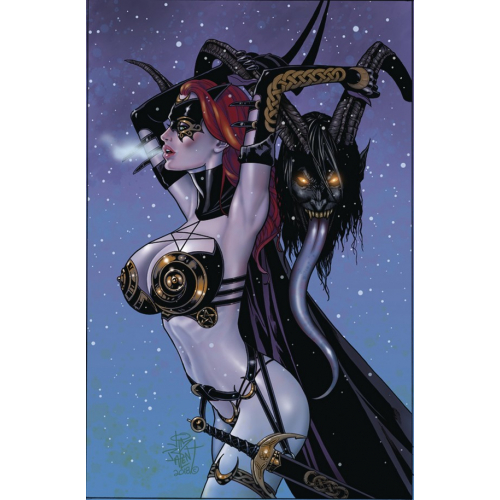 TAROT WITCH OF THE BLACK ROSE 113 (VO)