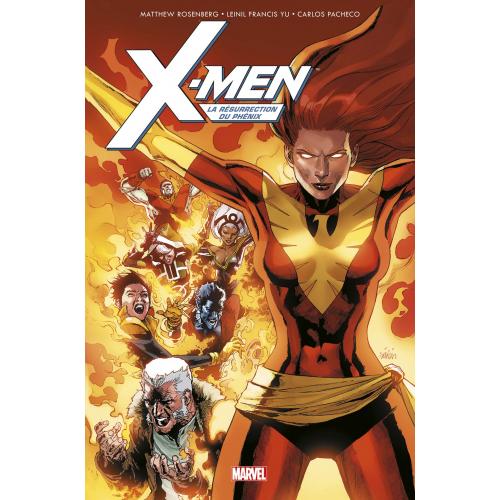 X-Men : La résurrection du Phénix (VF)