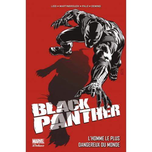 BLACK PANTHER : L'HOMME LE PLUS DANGEREUX DU MONDE (VF)