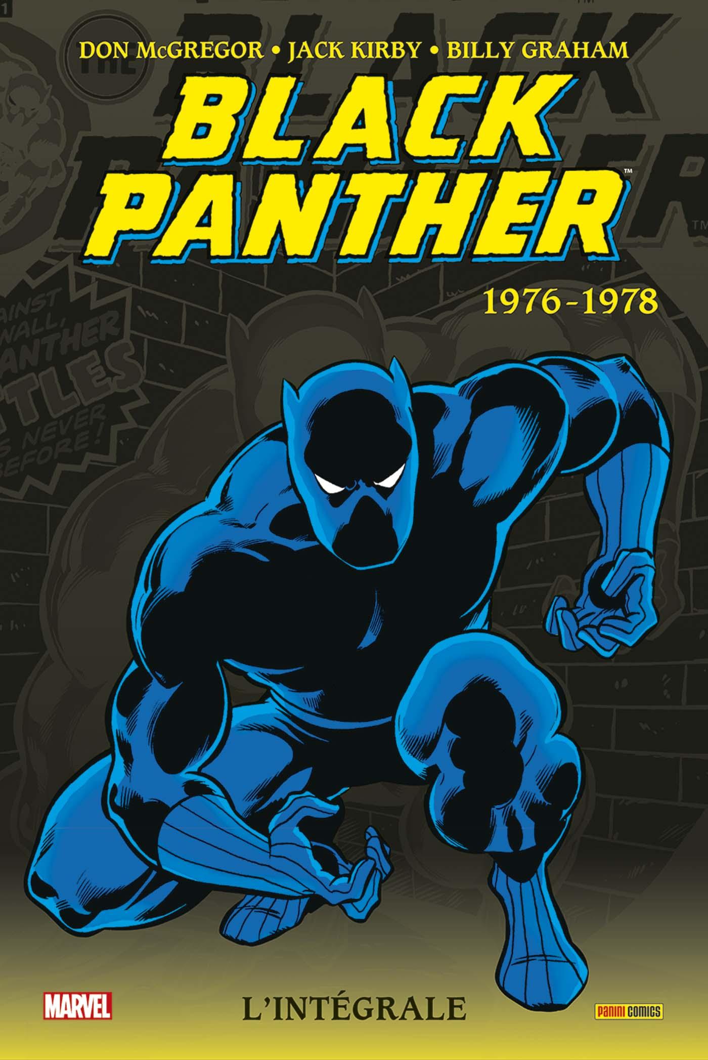 Black Panther L'Intégrale 1976-1978 (VF)