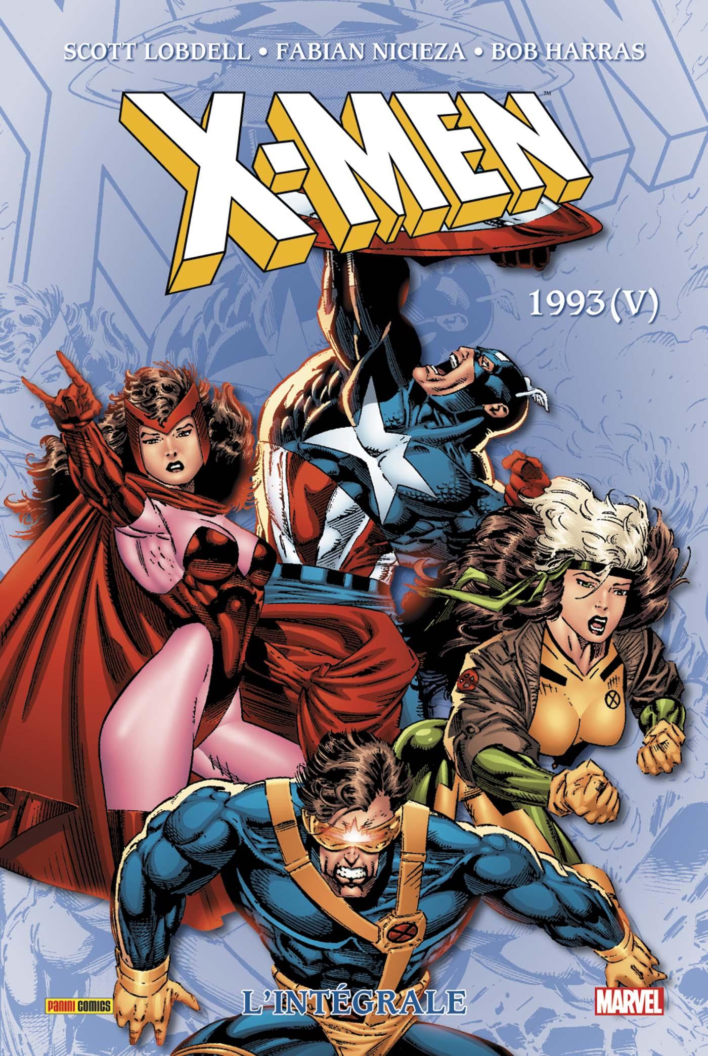 X-MEN INTEGRALE 1993 V (VF)