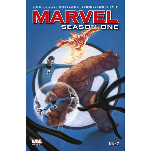 MARVEL : SEASON ONE Tome 2 (VF)
