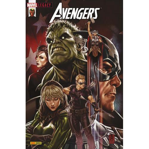 Marvel Legacy Avengers n°7 (VF)